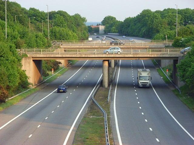 A404(M) motorway