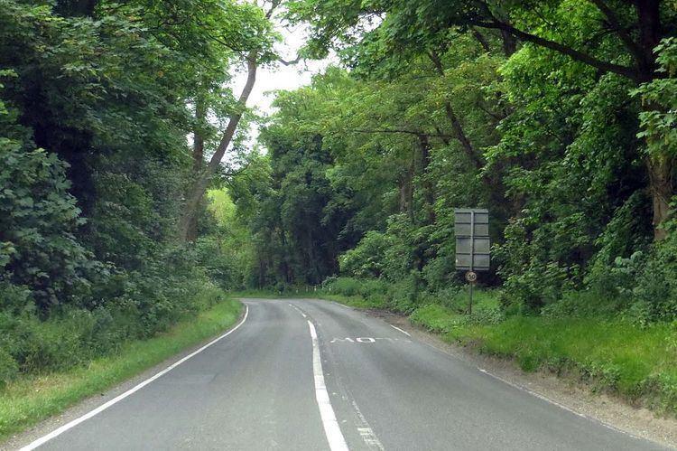 A4074 road