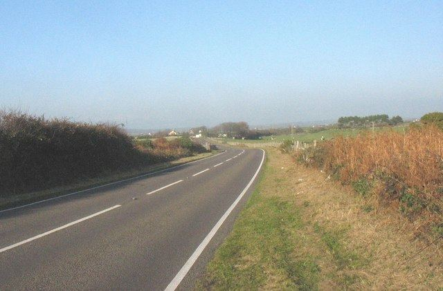 A4080 road