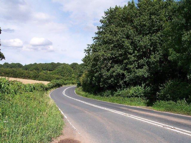 A4103 road