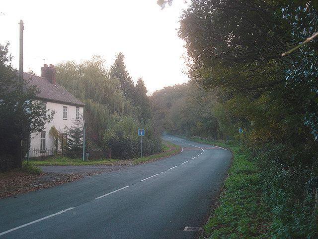 A4133 road