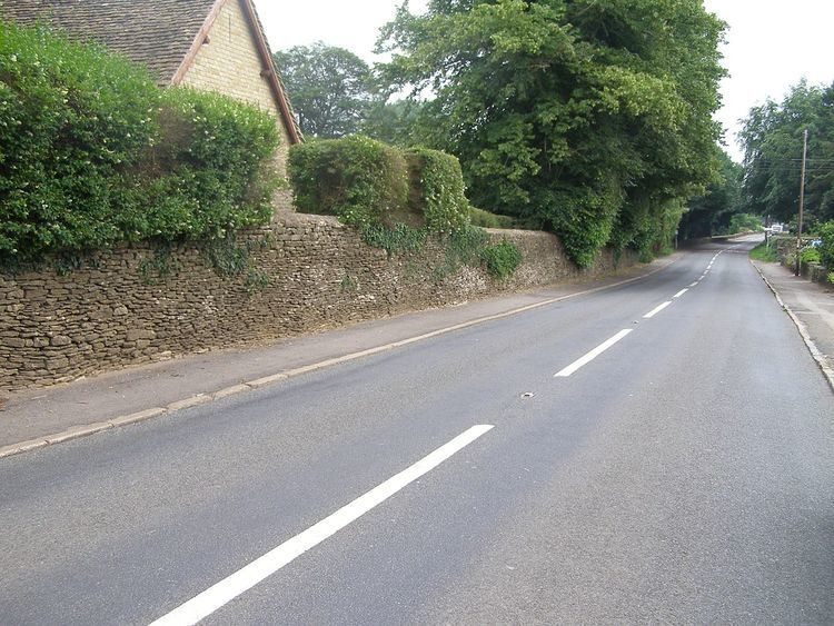 A4135 road