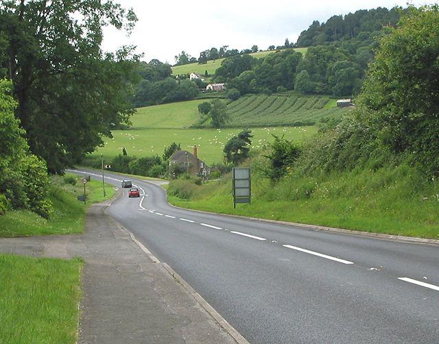 A4136 road