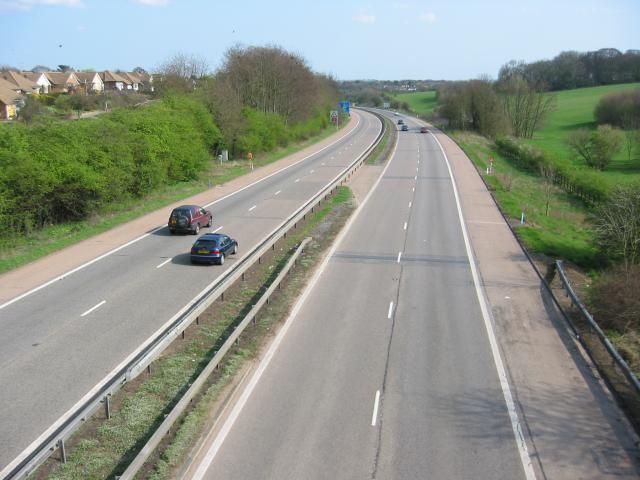 A414 road