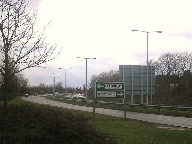 A4146 road