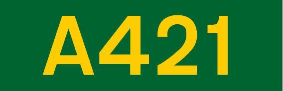 A421 road