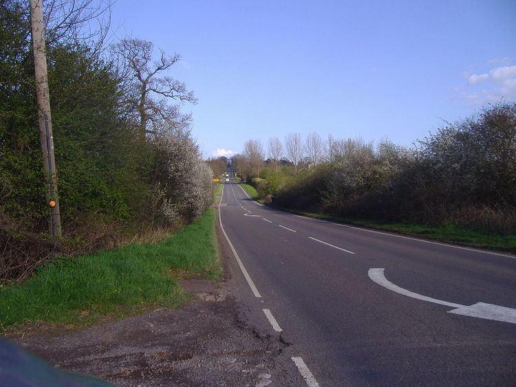 A425 road