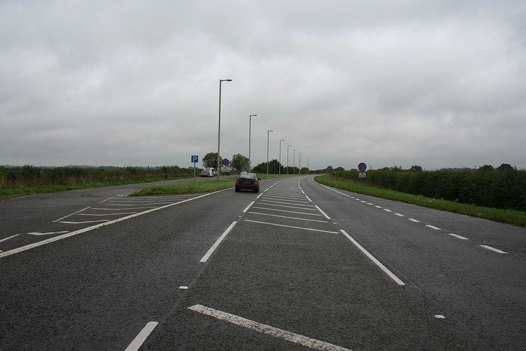 A4260 road