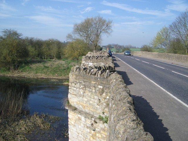 A428 road