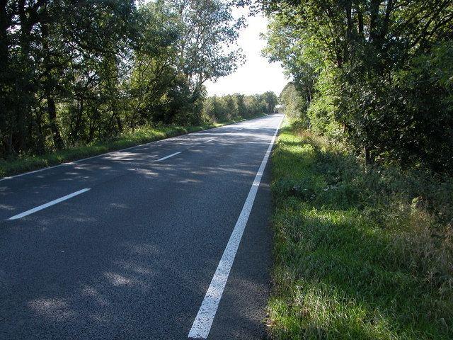A429 road