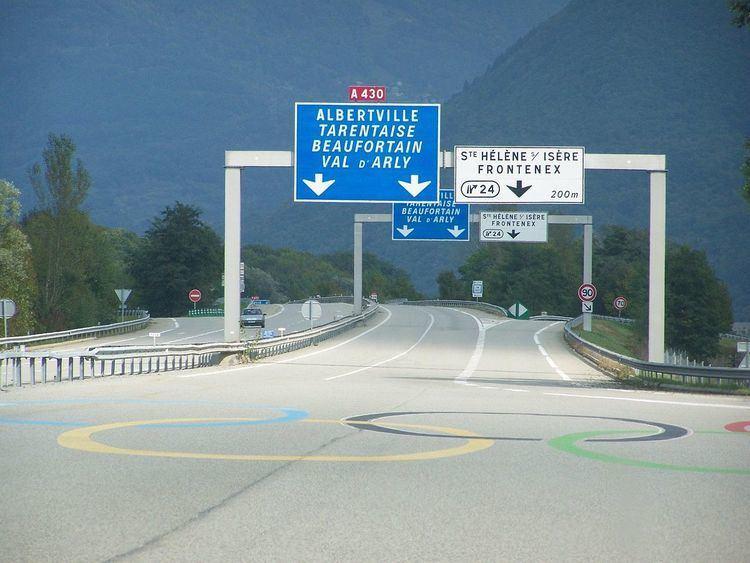 A430 autoroute