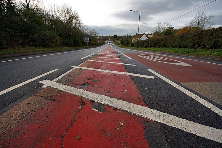 A432 road