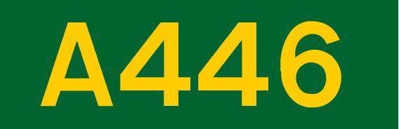 A446 road