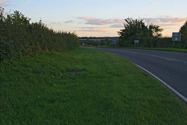 A447 road