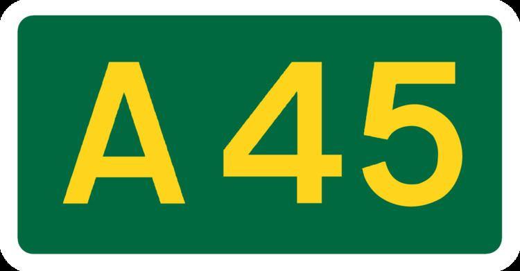 A45 road
