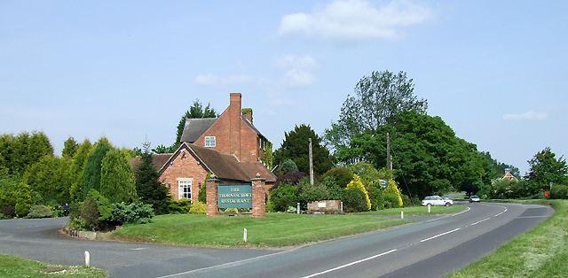A454 road