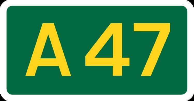 A47 road (Northern Ireland)
