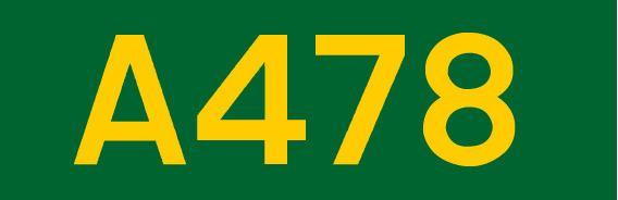 A478 road
