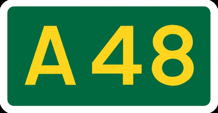 A48 road