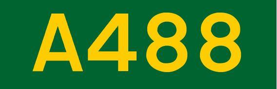 A488 road