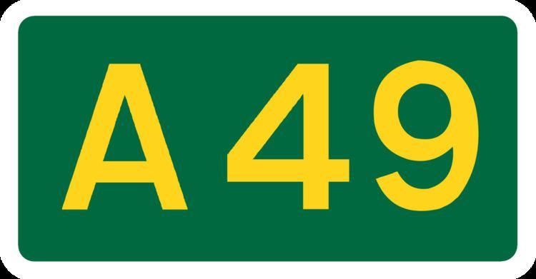A49 road