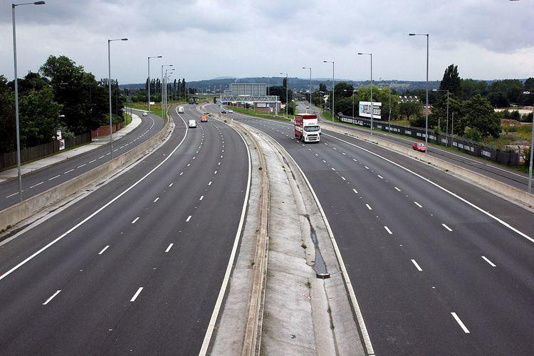 A494 road