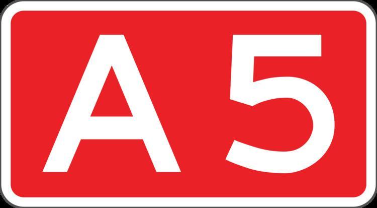A5 motorway (Netherlands)