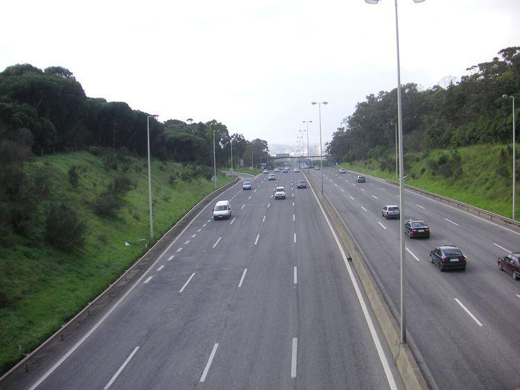A5 motorway (Portugal)