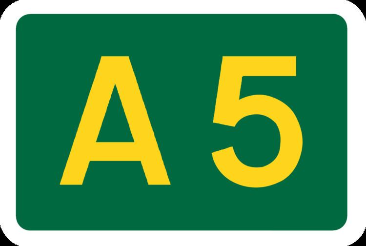 A5 road (Great Britain)