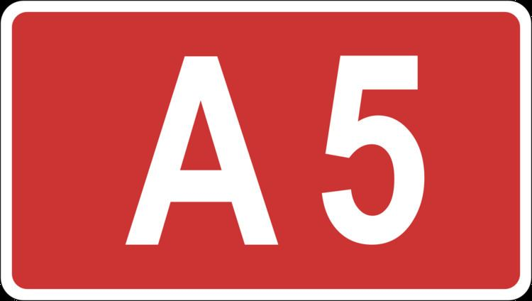 A5 road (Latvia)