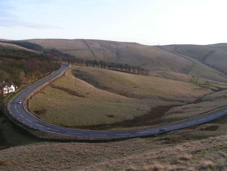 A5004 road