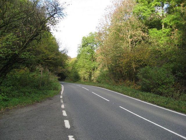 A5012 road