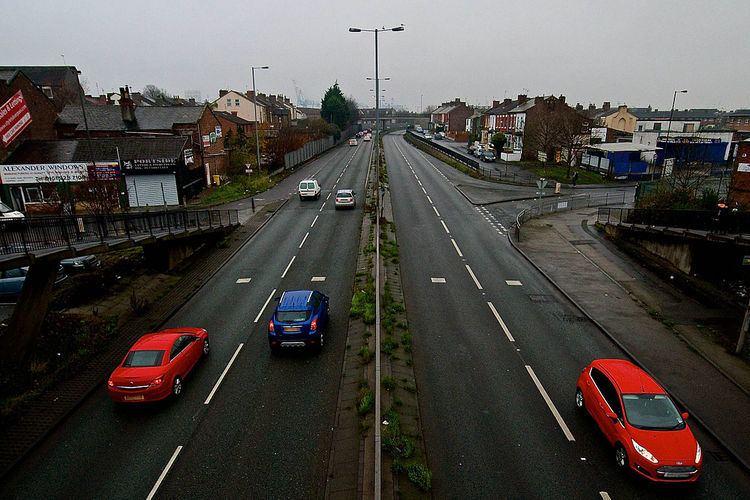A5036 road