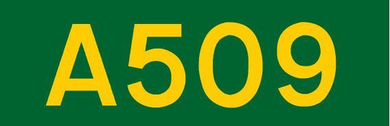 A509 road