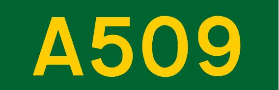 A509 road (Northern Ireland)