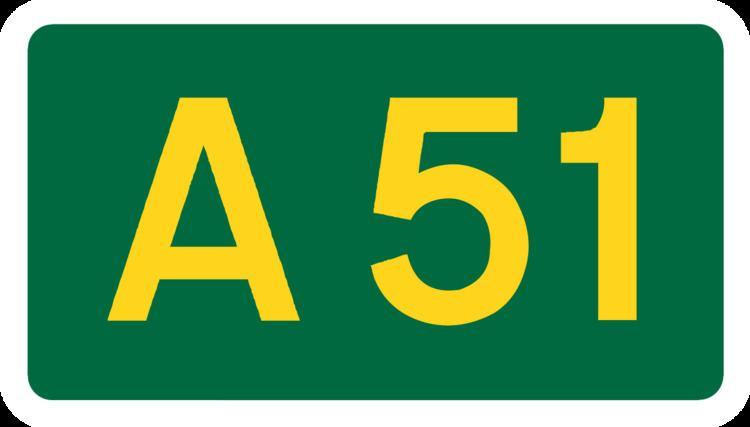A51 road