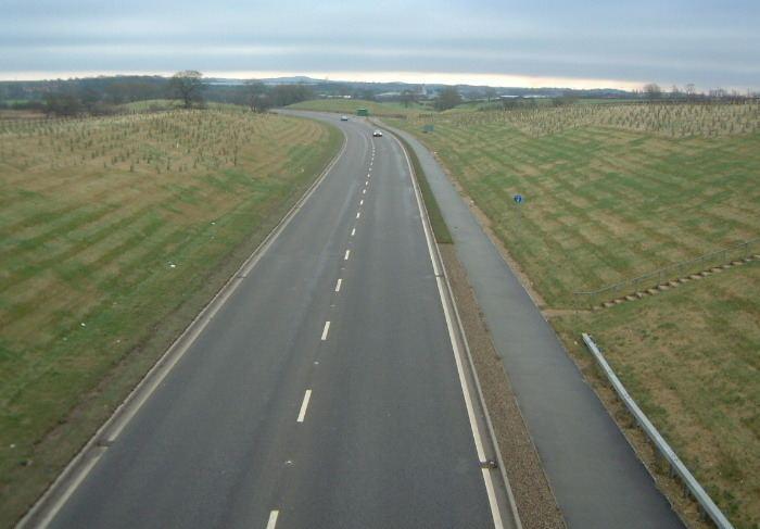 A511 road