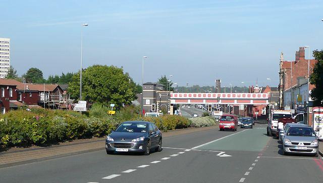 A5127 road