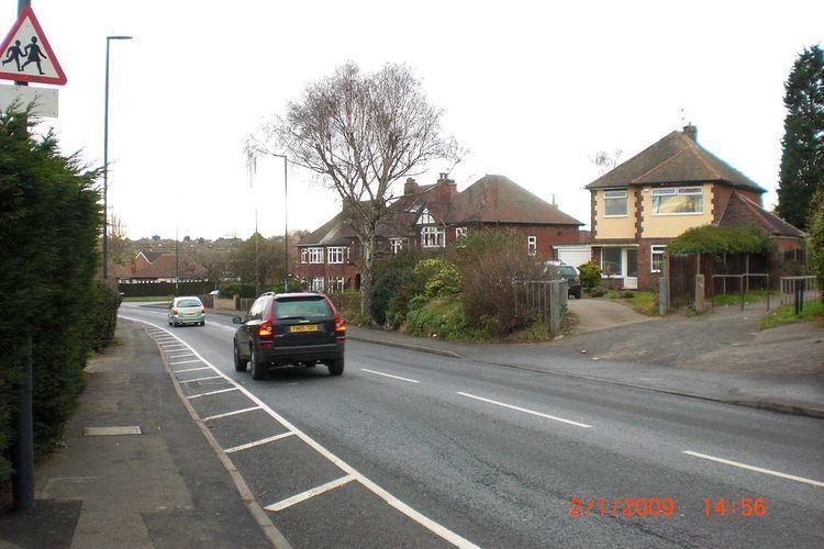 A514 road