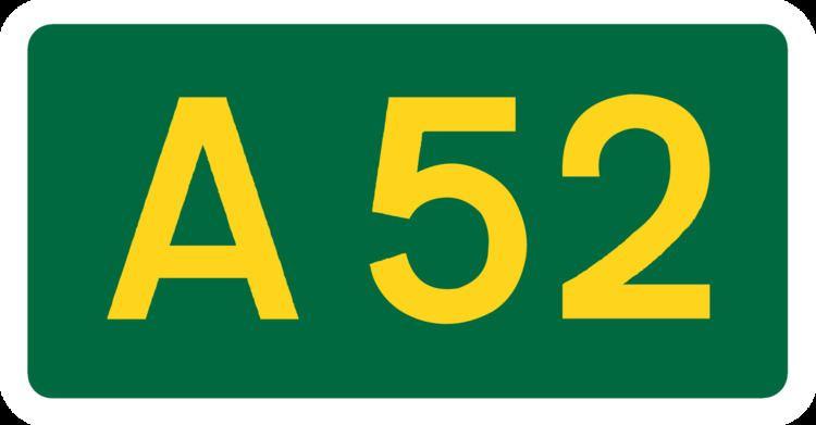 A52 road