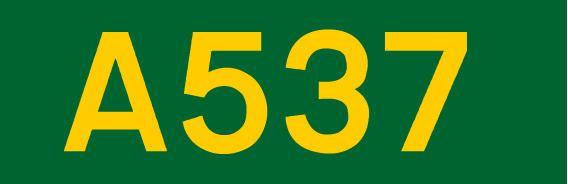 A537 road