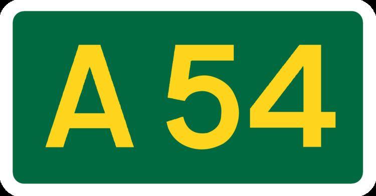 A54 road