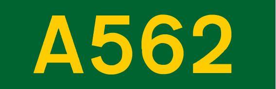 A562 road