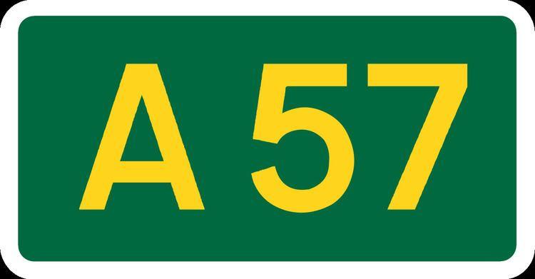 A57 road