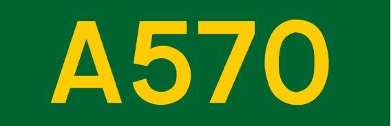 A570 road