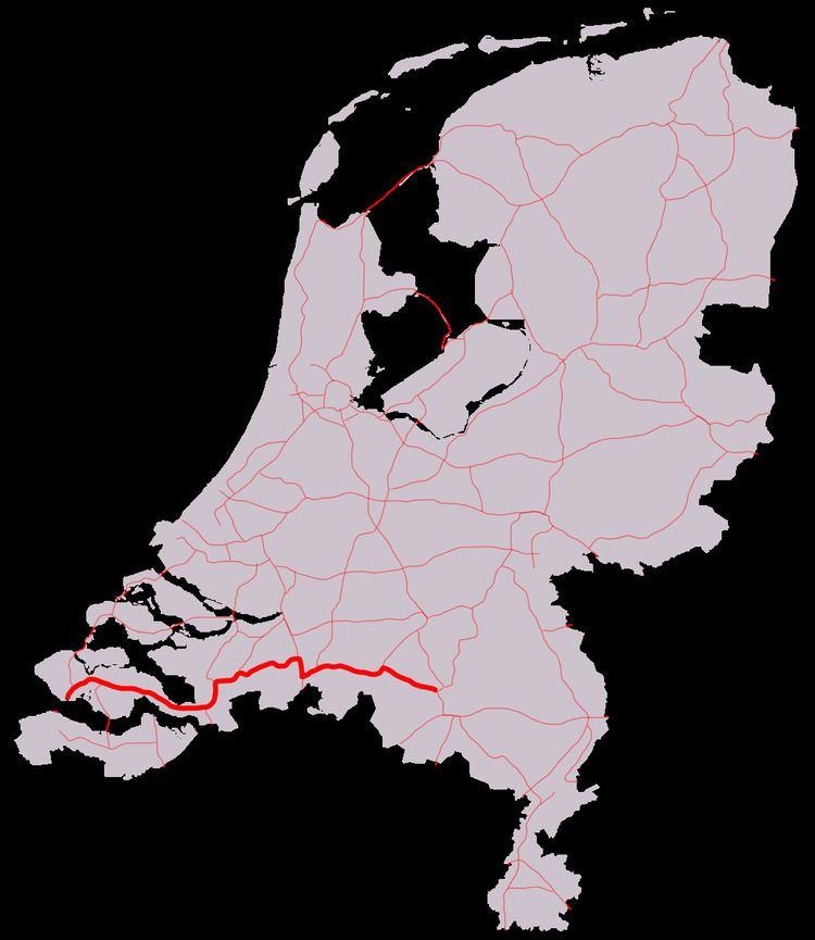A58 motorway (Netherlands)