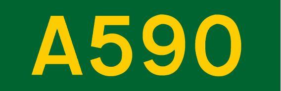 A590 road