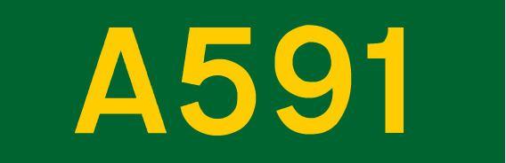 A591 road
