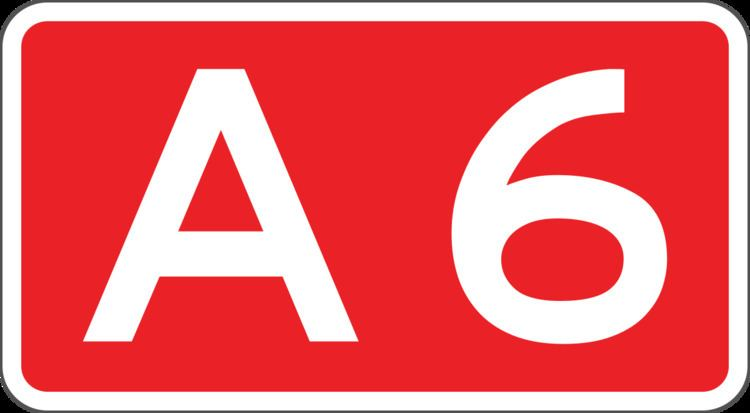 A6 motorway (Netherlands)