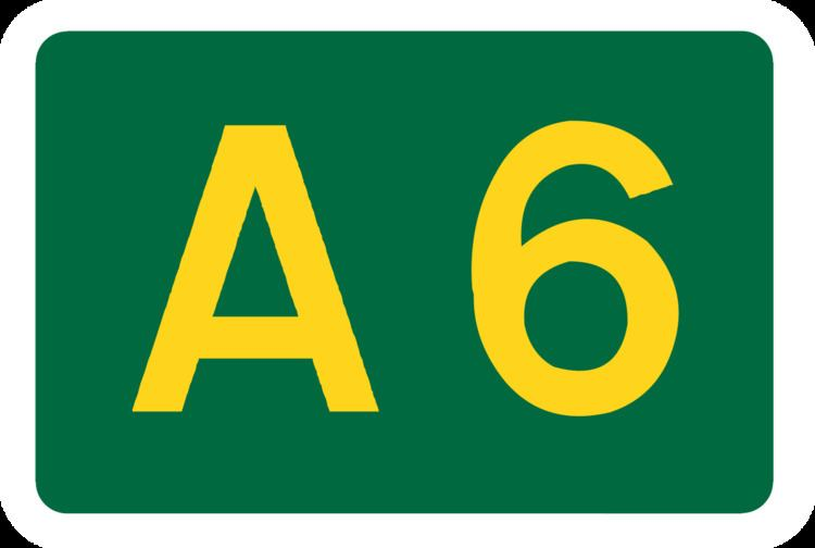 A6 road (England)